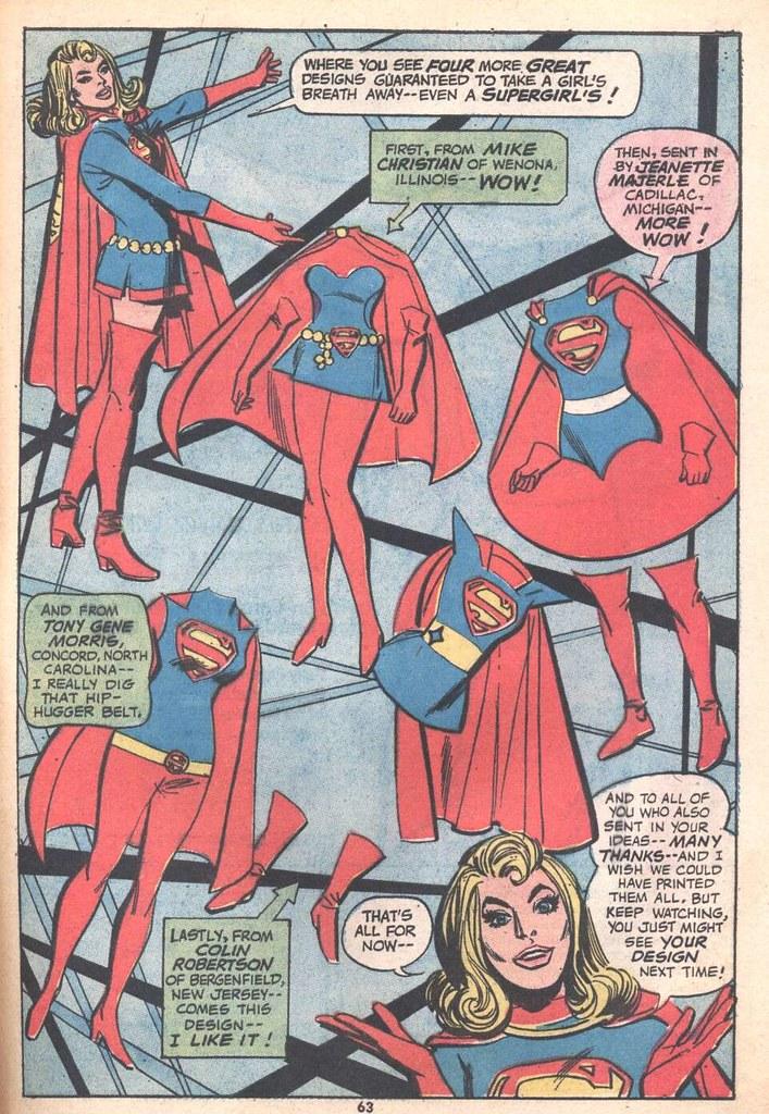 super dc giant supergirl 55