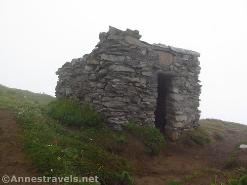 The CCC hut at McNeil Point in Mt. Hood National Forest, Oregon