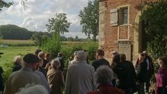10. September 2017 - 16:32 - Besichtigung von Haus Brock zum Tag des Denkmals 2017, angeboten vom Heimat- und Kutlurkreis Roxel