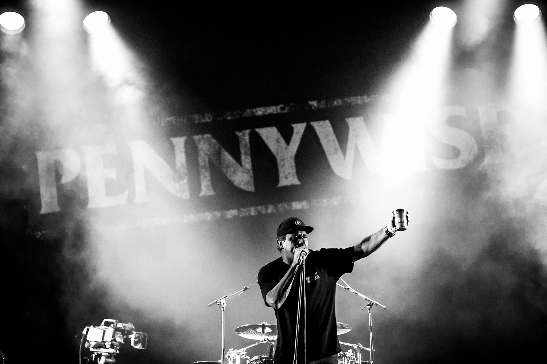 Pennywise @ Lokerse Feesten 2017 (Jan Van den Bulck)