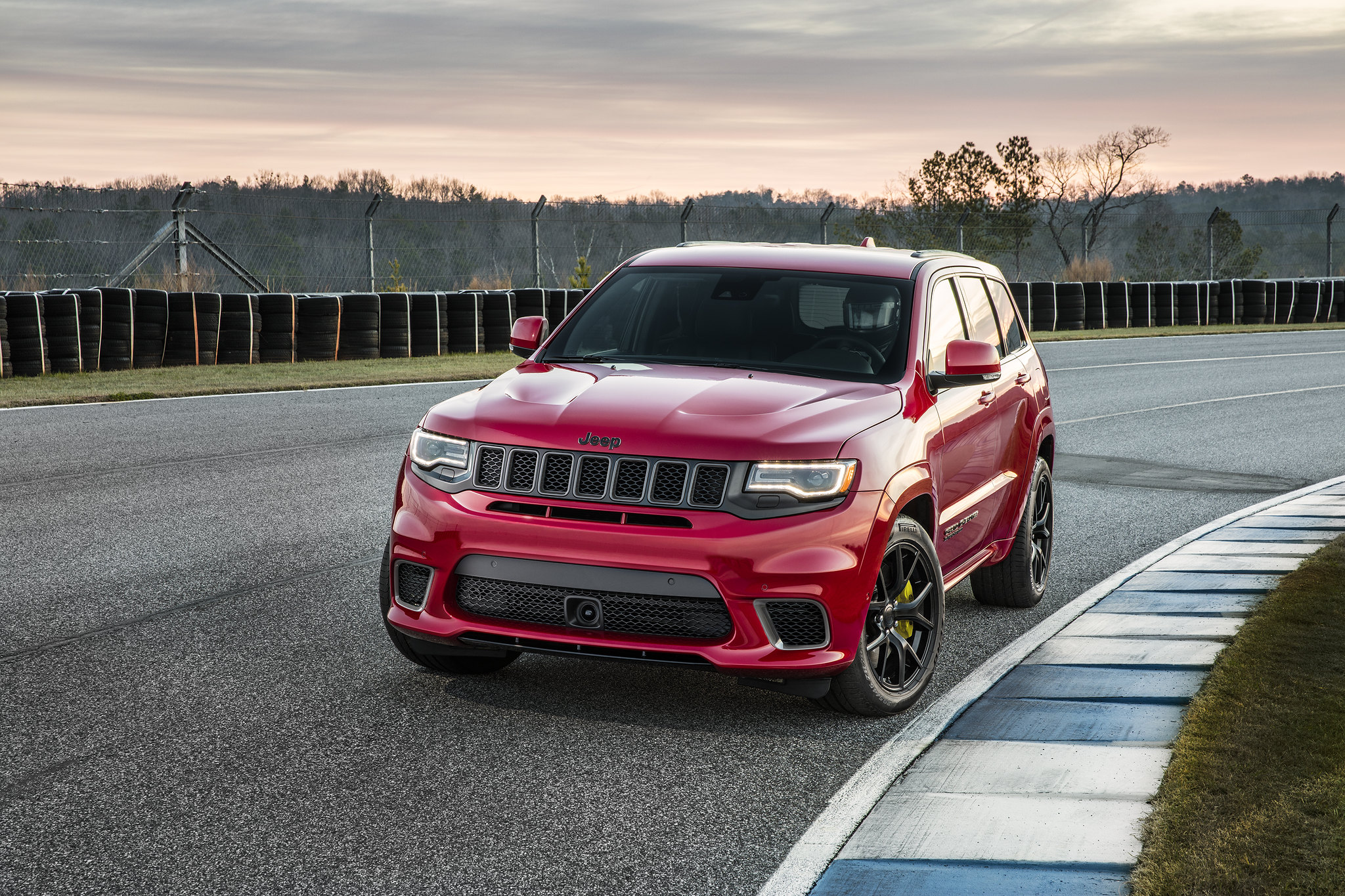 2018 Grand Cherokee Trackhawk priced from $85,900