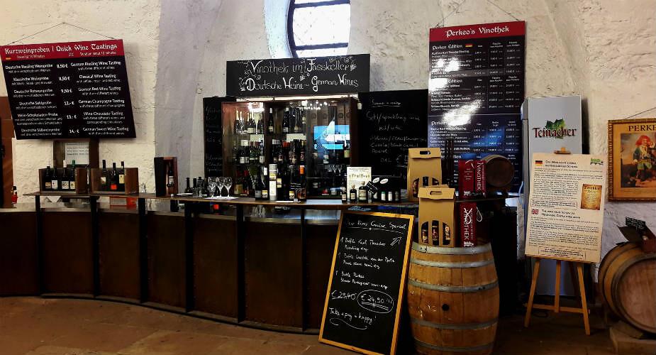 Bezienswaardigheden in Heidelberg: Schloß Heidelberg, grootste wijnvat | Mooistestedentrips.nl