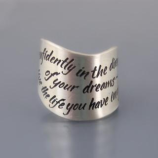Thoreau Ring