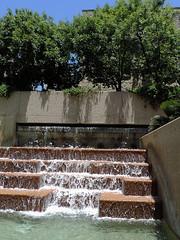San Antonio - Artificial Falls
