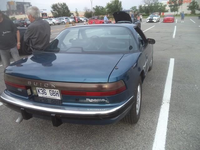 1988-1991 Buick Reatta 2, Sony DSC-W710