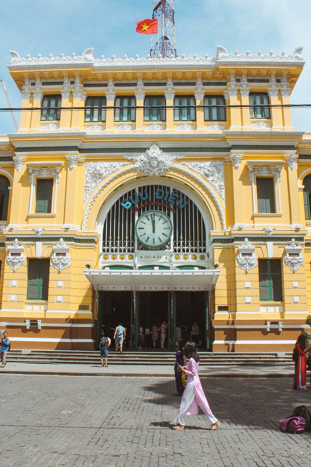 Ho Chi Minh City, Vietnam local guide travel blogger UK
