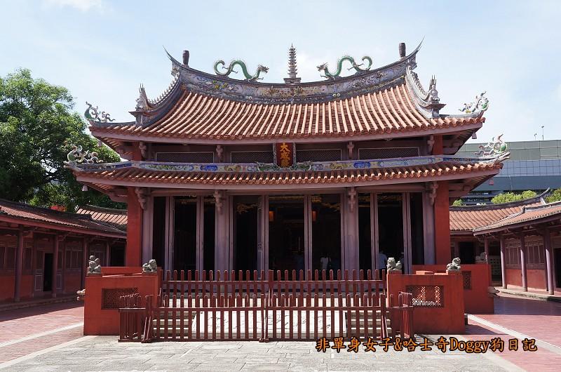 台南孔廟與附近美食09