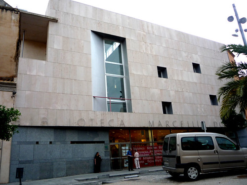 City Library Tortosa