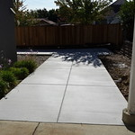 Backyard Patio Extended In Vacaville