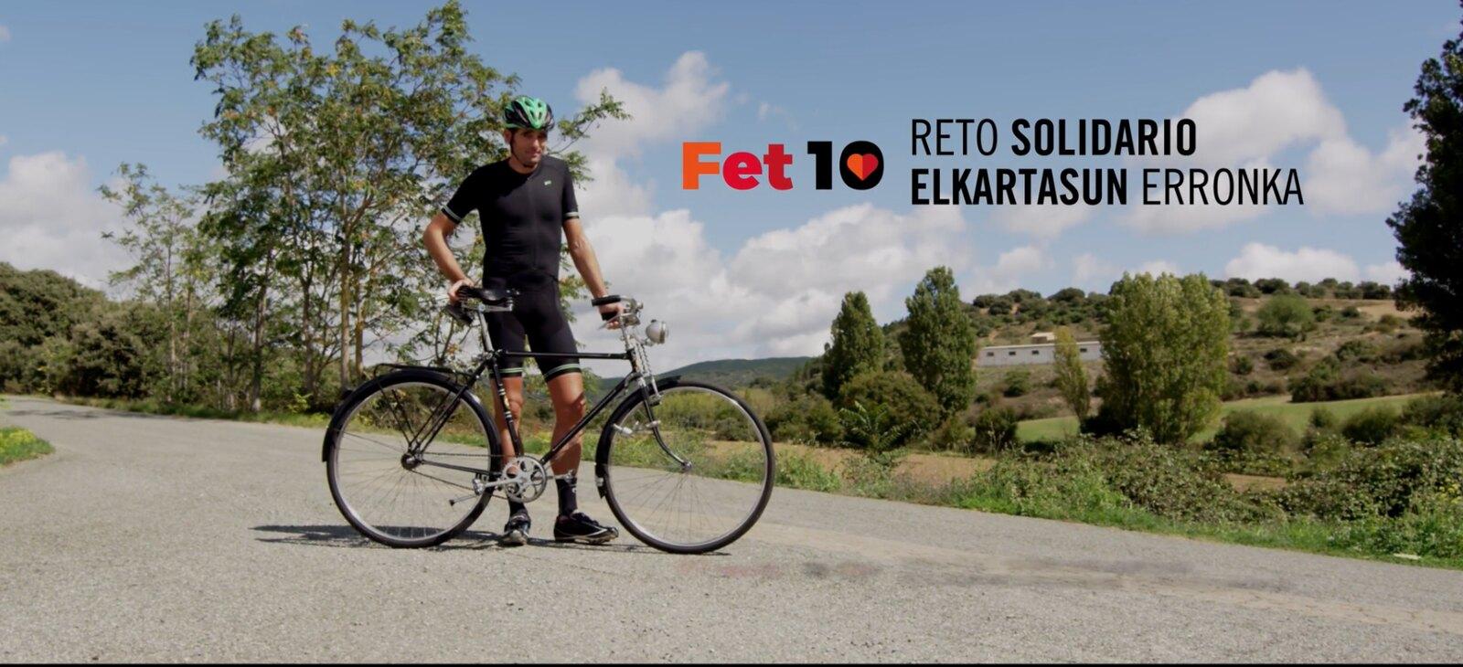 Reto Solidario FET 10 Elkartasun Erronka
