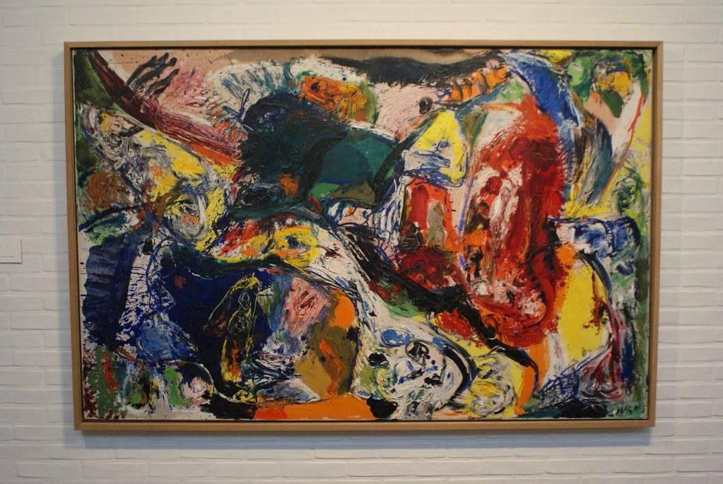 Oeuvre du Musée d'art contemporain Louisiana près de Copenhague.