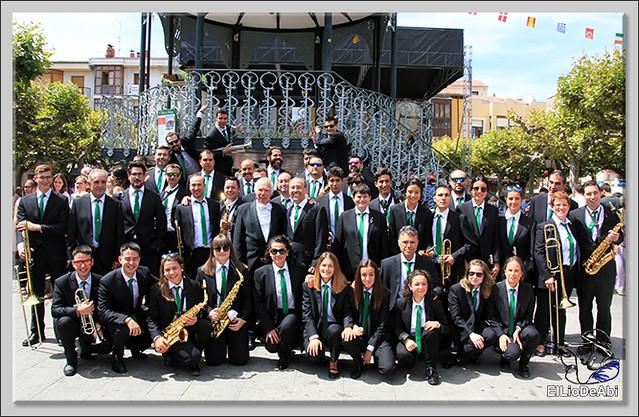 #BriviescaFiestas17 Recepción en el Ayuntamiento y canto popular del Himno a Briviesca (14)