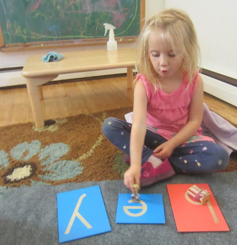 beginning letter sound sorting