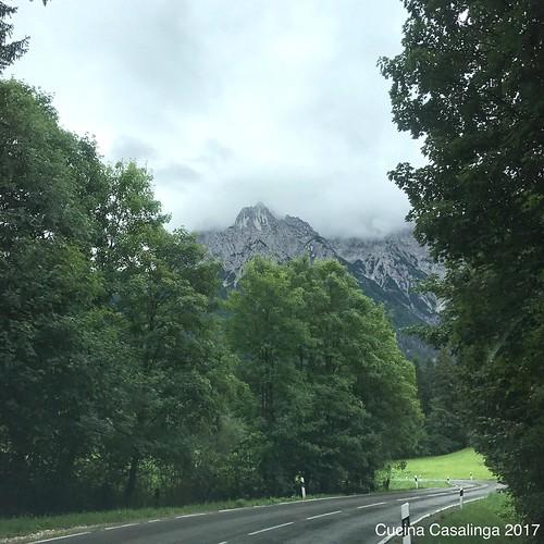 12von12 - Karwendelstock