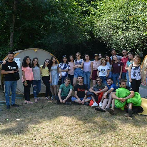 """Camp for Hope"" in Patara village, Artsakh"