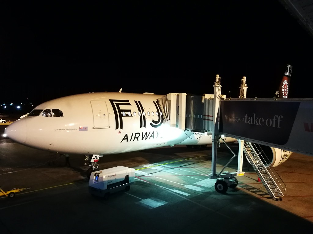 Fiji Airways A332 DQ-FJU
