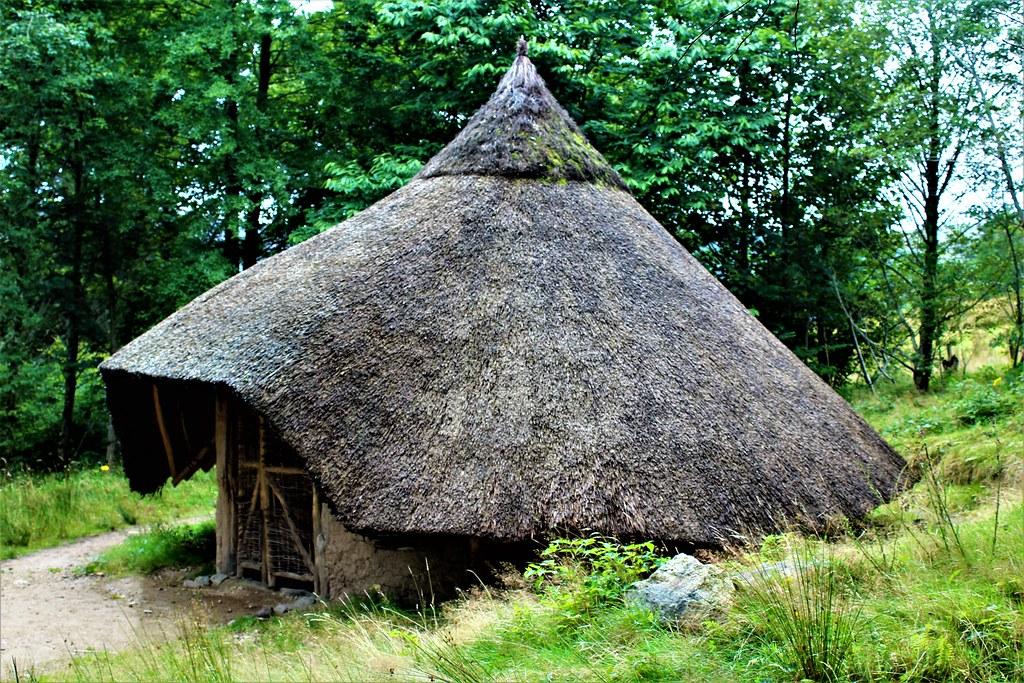 Bronze Age Round House