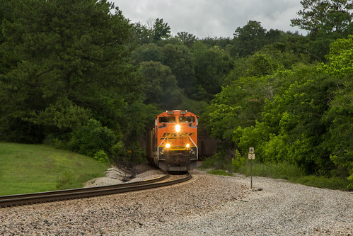 BNSF C-ETMPAM at Dora Alabama