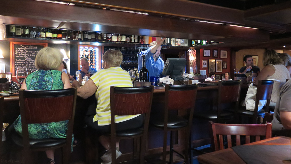 Carbone's bar