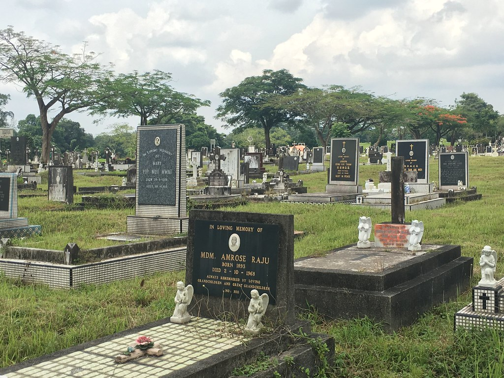 Image result for johor christian cemetery