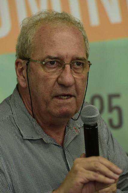 Ex-ministro das Comunicações do governo Lula, Franklin Martins acredita na melhoria da experiência da EBC, em caso de mudança de governo - Créditos: Secretaria de Comunicação Social do Maranhão