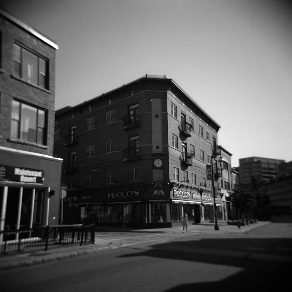 CCR Review 69 - Holga 120N