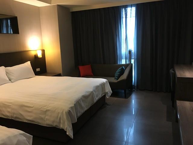我們住四人房@屏東恆春墾丁怡灣渡假酒店