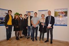 Встреча со студентами-историками и преподавателями БФУ им.И.Канта