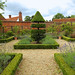 The walled garden, Cressing Temple Barns, Essex