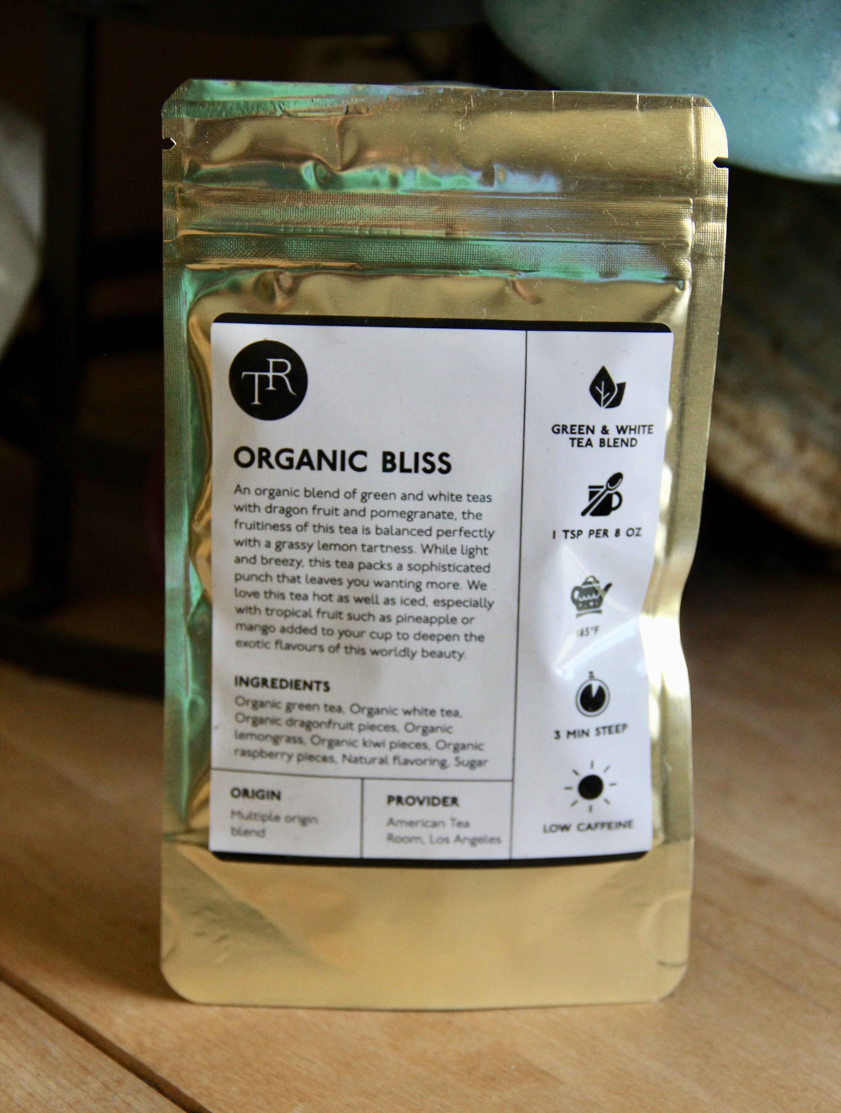 TR American Tea Room Organic Bliss