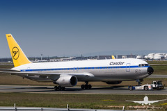 """Condor """"Special Retro"""" B767-300 D-ABUM_AH3V1465"""