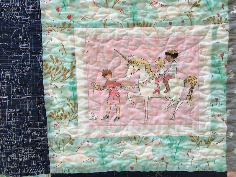 magic windows quilt for anna