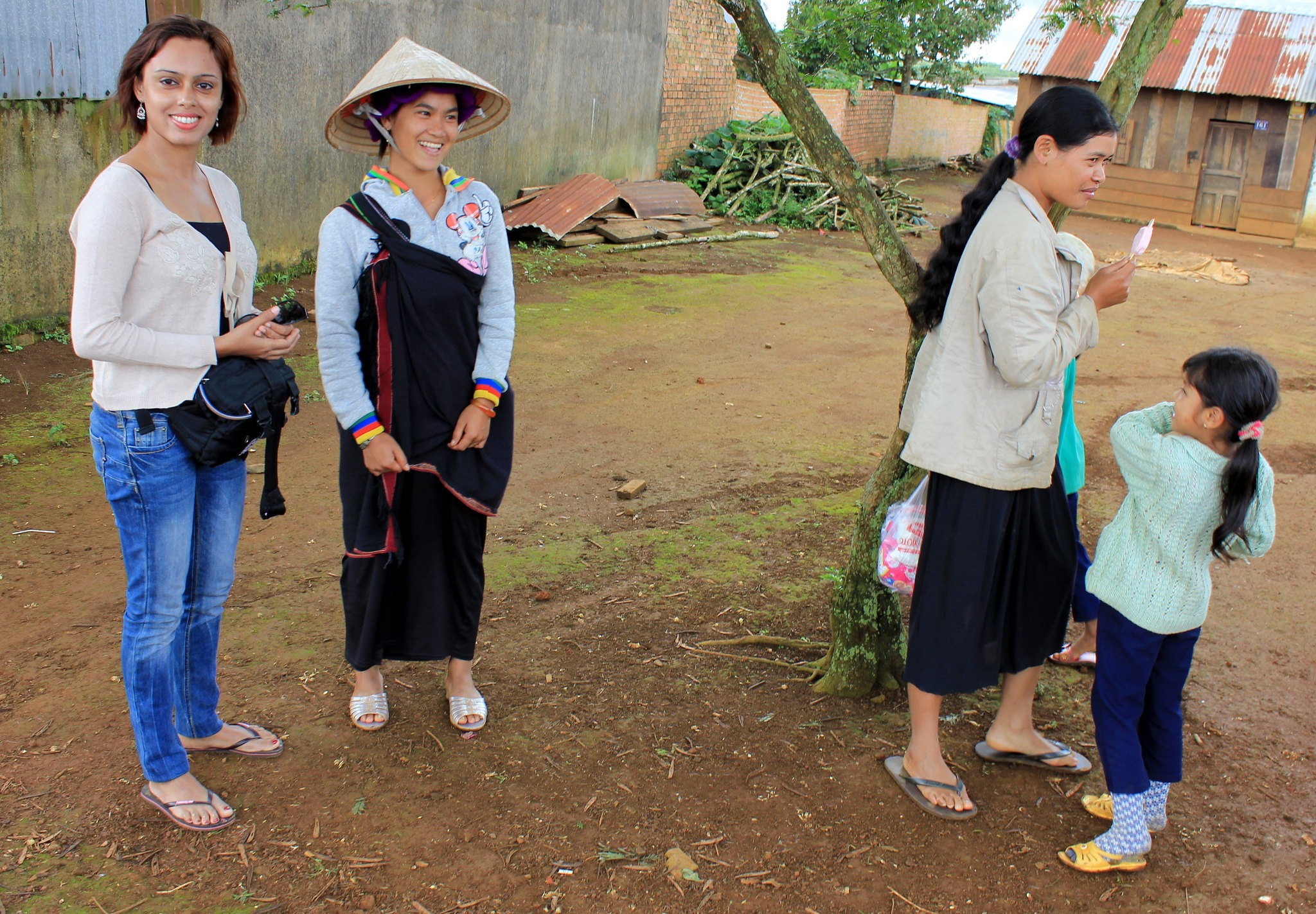 Central Highlands is a beautiful place to visit on Vietnam trip