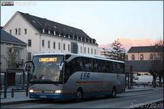 Mercedes-Benz Tourismo - SCAL (Société Cars Alpes Littoral) / Lignes Express Régionales Provence-Alpes-Côte-d'Azur - Photo of Gap