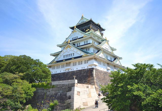 japan itinerary travel guide osaka castle and museum
