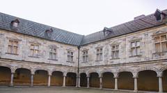 Palais Granvelle — musée du Temps