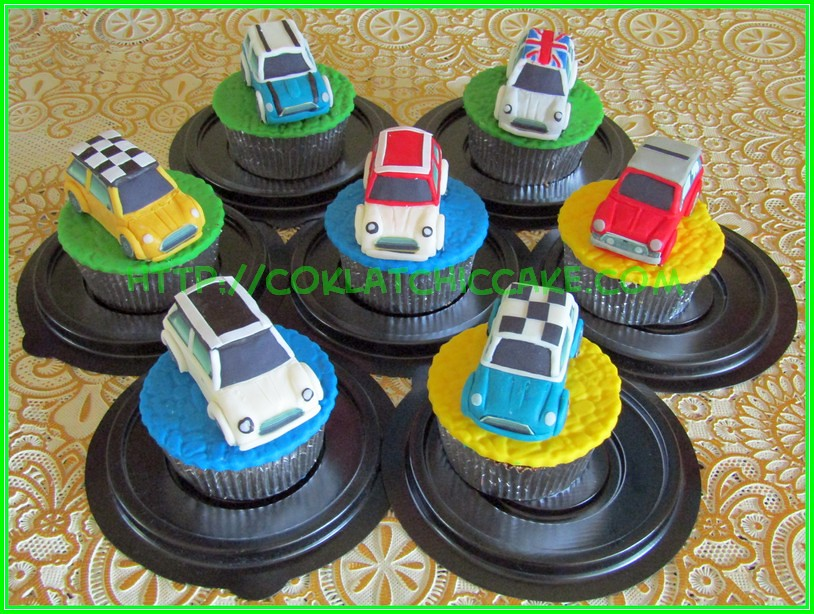 cupcake minicooper