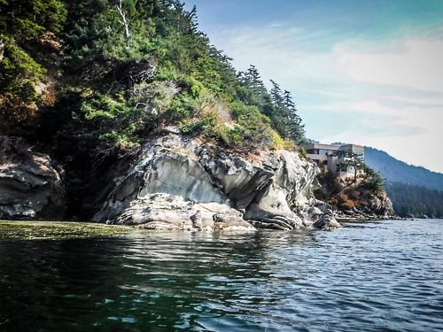 Kayaking Bellingham Bay-55
