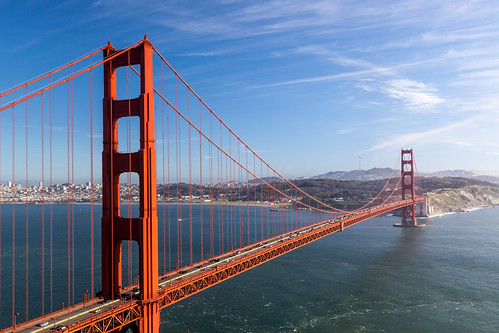Golden Gate Bridge | by russellstreet