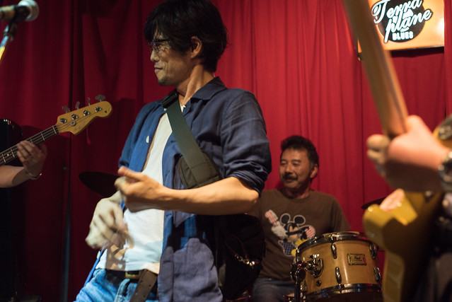 T.G.I.F. blues session at Terraplane, Tokyo, 08 Sep 2017 -00054