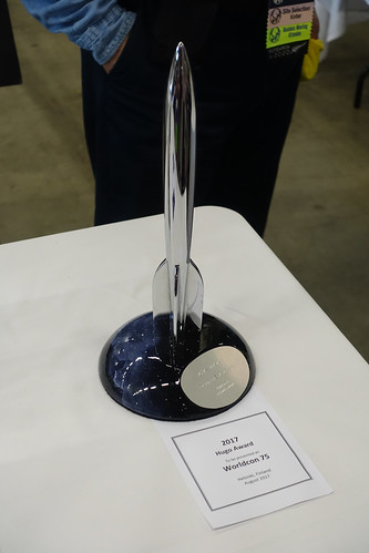 Worldcon 75 Hugo award