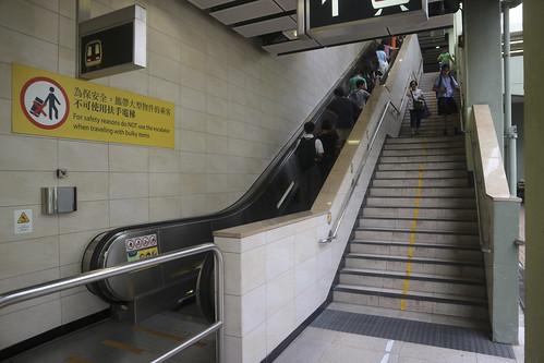 A2扶手電梯