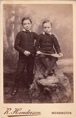 Brothers by Robert Henderson (c.1890)