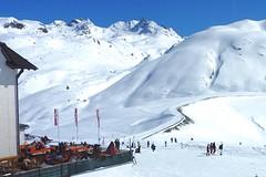 Silvretta, Skitour Piz Buin, 3312 m, Berggasthof Piz Buin auf der Bieler Höhe. Foto: Günther Härter.