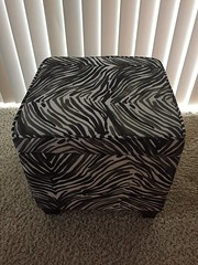 #jlsfinds Bought this nice ottoman storage in store @ just $23.98 from $59.99! Use 15% Cartwheel discount for even more savings! DCPI in receipt ➡️ https://flic.kr/p/YGvEAr