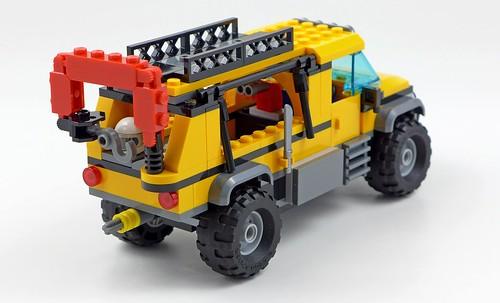 LEGO City Jungle 60161 Jungle Exploration Site 59