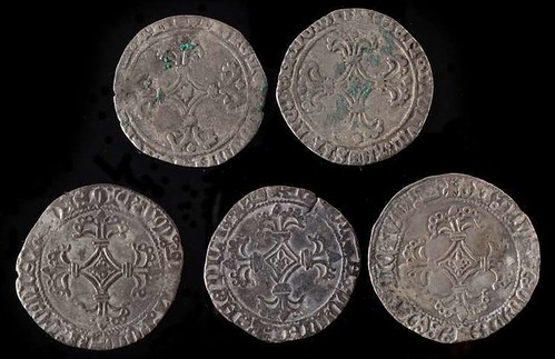 Warkworth Church Medieval coin hoard