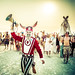 Burning Man Bunny by Stuck in Customs