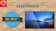 Televisions-20-30-OFF