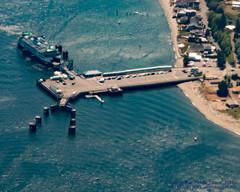 M/V Tokitae at the Clinton Ferry Terminal